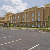 Hampton Inn Anderson/Alliance Business Park