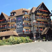 Best Western Plus Hotel Hostellerie du Vallon