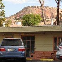 Rainbow Motel Hot Springs State Park Thermopolis