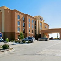 Hampton Inn Hays-North of I-70