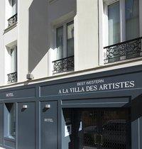 BEST WESTERN Villa Des Artistes