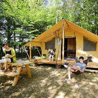 Camping Huttopia Rambouillet