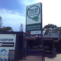 Palm Court Motor Inn