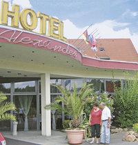 WEST Hotel an der sächsischen Weinstraße