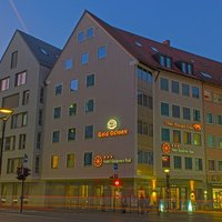 City Partner Hotel Goldenes Rad