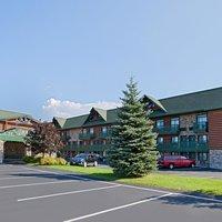 Rodeway Inn & Suites Mackinaw City - Bridgeview