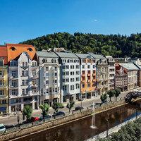 Dvorak Spa Hotel Karlovy Vary