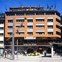 Roc Blanc Andorra
