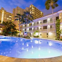 The Waikiki Sand Villa Hotel