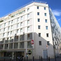 B&B Hotel MARSEILLE Centre La Joliette