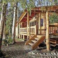 Frances Lake Wilderness Lodge