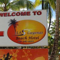 Las Cayenas Beach