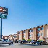 Quality Inn Winnemucca Model T Casino
