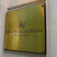 Meliá Recoleta Plaza