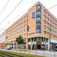 Hotel Novotel Munchen City Arnulfpark