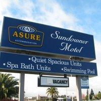 ASURE Sundowner Motel Blenheim