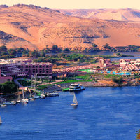 Pyramisa Isis Island Aswan