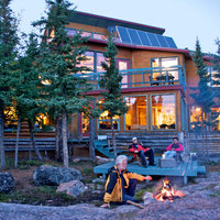Blachford Lake Lodge & Wilderness Resort