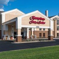 Hampton Inn & Suites Florence Civic Center
