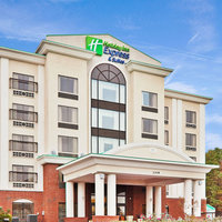 Holiday Inn Express & Suites Wilson - Downtown