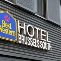 Best Western Hotel Brussels South