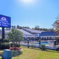 Americas Best Value Inn and Suites Bastrop
