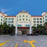 Sanya Huayuan Hot Spring Seaview Resort