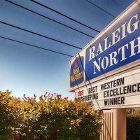 Best Western Raleigh North-Downtown