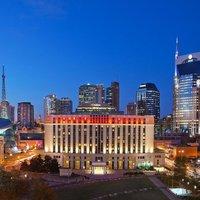 Hilton Suites Nashville Downtown