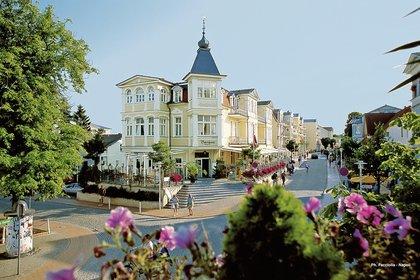 KAISER SPA Hotel zur Post Bansin