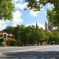 Best Western Cathedral Motor Inn