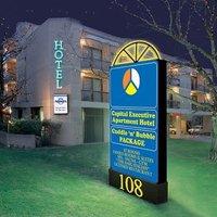 Capital Executive Apartment Hotel Canberra