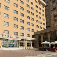Hotel Cádiz Paseo del Mar Affiliated by Meliá