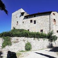 Castello Vertine Bed & Breakfast