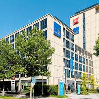 ibis Muenchen Parkstadt Schwabing Hotel
