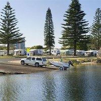 North Coast Holiday Parks Forster Beach
