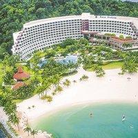 Shangri-La's Rasa Sentosa Resort