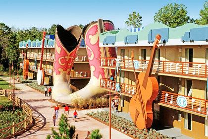 Disney´s All Star Movies Resort
