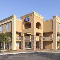 Americas Best Value Inn Greenville