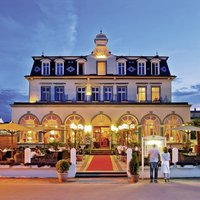Seetel Strandhotel Atlantic & Villa Meeresstrand