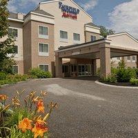 Fairfield Inn & Suites Portland Brunswick