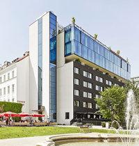 25hours Hotel Wien beim MuseumsQuartier