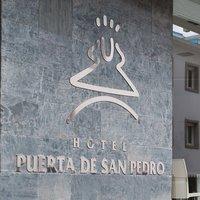 Hotel Exe Puerta De San Pedro