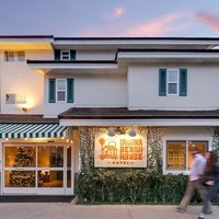 The Laguna Beach House