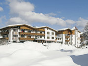 Winter & Wellness im Alpine Wellness Hotel Sonneck