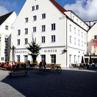 Hirsch Brauerei Hotel