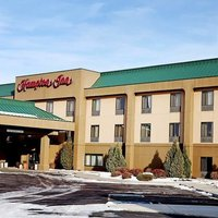 Hampton Inn Mitchell