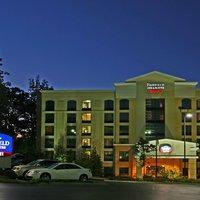 Fairfield Inn & Suites Asheville Outlets