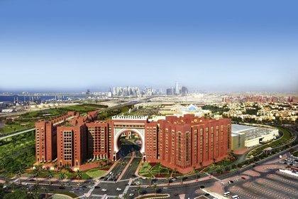 Oaks Dubai Ibn Battuta Gate Hotel