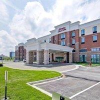 Hampton Inn And Suites Detroit Troy